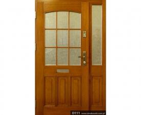Drzwi frontowe D111