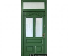 Drzwi frontowe D113
