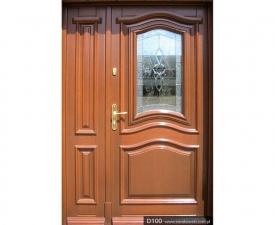 Drzwi frontowe D100