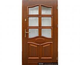 Drzwi frontowe D25A
