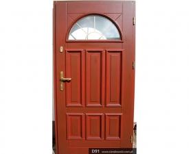 Drzwi frontowe D91