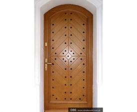 Drzwi frontowe D86