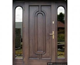 Drzwi frontowe D105