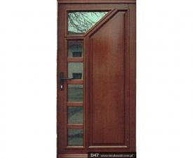 Drzwi frontowe D47
