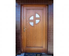 Drzwi frontowe D92