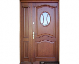 Drzwi frontowe D34