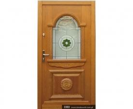 Drzwi frontowe D80
