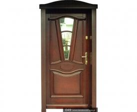Drzwi frontowe D49