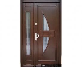 Drzwi frontowe D96A