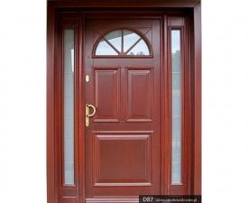 Drzwi frontowe D87
