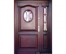Drzwi frontowe D36A