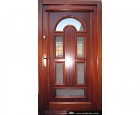 Drzwi frontowe D81