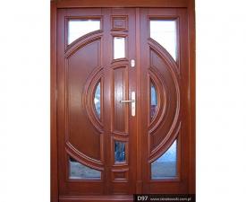Drzwi frontowe D97