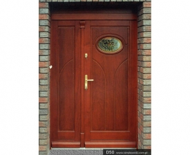 Drzwi frontowe D50