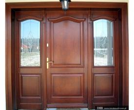 Drzwi frontowe D88