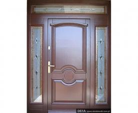 Drzwi frontowe D61A