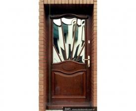 Drzwi frontowe D41
