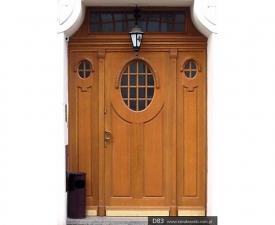 Drzwi frontowe D83