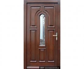 Drzwi frontowe D51