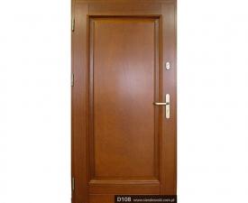 Drzwi frontowe D108