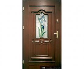 Drzwi frontowe D69