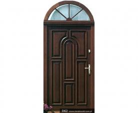 Drzwi frontowe D62
