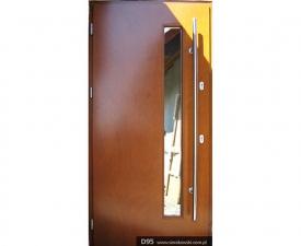 Drzwi frontowe D95