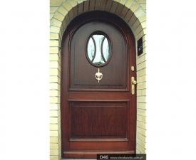 Drzwi frontowe D46