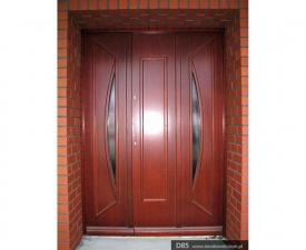 Drzwi frontowe D85