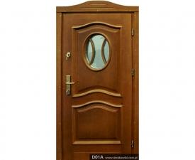 Drzwi frontowe D01A