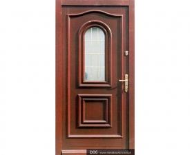 Drzwi frontowe D06