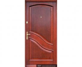 Drzwi frontowe D21