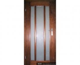 Drzwi wewnętrzne W26