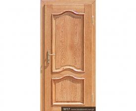 Drzwi wewnętrzne W17