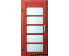 Drzwi wewnętrzne W19