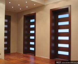 Drzwi wewnętrzne W27