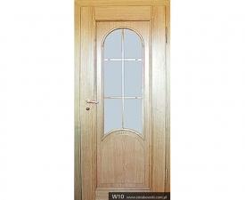 Drzwi wewnętrzne W10