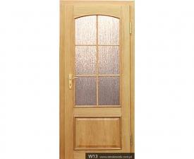 Drzwi wewnętrzne W13